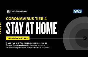 Read more about the article Tier 4 – Stay At Home