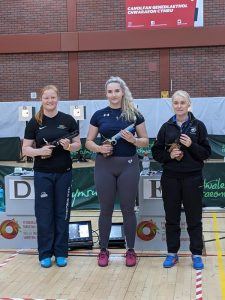 Read more about the article Victory at the  Welsh Airgun Championships 2021